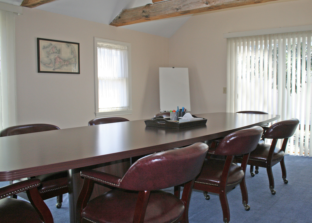Cape Cod - Private Meeting Room Rental